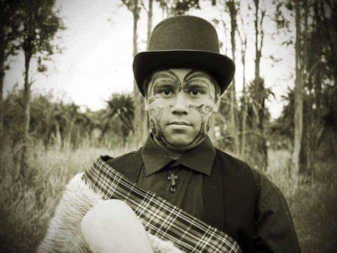 Maori Neuseeland