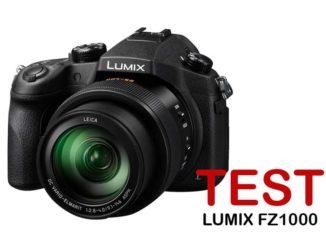 Kamera Lumix DMC FZ1000 Superzoom Langzeittest